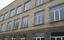 В Путильській школі звершують заміну 72 євровікон