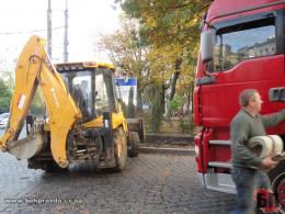 Чернівецька міськрада хоче закупити в лізинг техніку для ремонту доріг