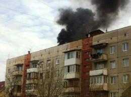 У Новодністровську через побутове сміття горіла п'ятиповерхівка