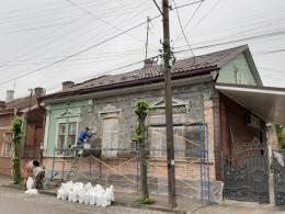 У Чернівцях жителя оштафували за ремонт будинку в центрі міста