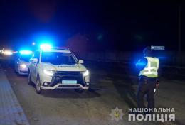 За перший тиждень нового року поліція Буковини задокументувала 79 нетверезих водіїв