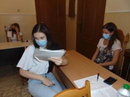 У вишах Буковини розпочалася вступна кампанія (фото)
