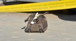 У Чернівцях знайшли сумки з невідомим вмістом