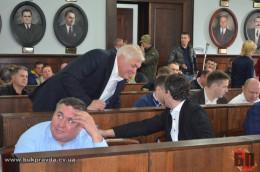 Чернівецька міськрада знову відмовилась розглядати питання про обрання секретаря ради