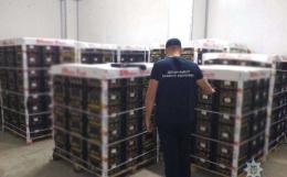 Понад 20 тонн фруктів хотіли ввезти на Буковину за підробленими документами
