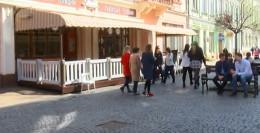 У Чернівцях вулиця Кобилянської знову обростає халабудами