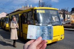 У Чернівцях перевізники знову хочуть збільшення вартості проїзду в маршрутках