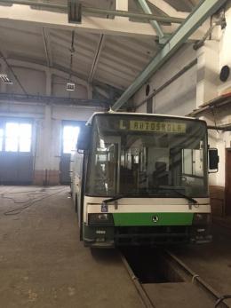 У Чернівцях на Калічанку планують запустити тролейбуси із двигунами
