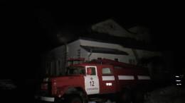 У Чернівецькій області вночі горіла школа