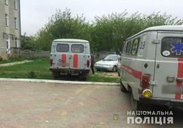 На Буковині чоловік викрав автомобіль швидкої медичної допомоги