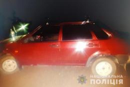 На Буковині розшукала п'яного зловмисника, який викрав автомобіль