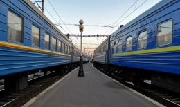 На Буковині поки що не дозволили відновити рух поїздів