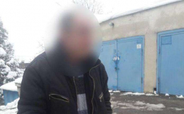 На Гагаріна у Чернівцях затримали чоловіка, який не хотів покидати кімнату відпочинку