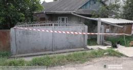 На Буковині у селі на узбіччі дороги знайшли закривавленого чоловіка (фото)