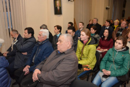 Громадскість Чернівців підтримала перейменування вулиці Горького на Гнатюка
