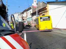 У Чернівцях покарали водія маршрутки, який збив на смерть пенсіонерку