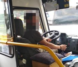 На Буковині водій рейсового автобуса збив дитину та втік з місця події (фото)