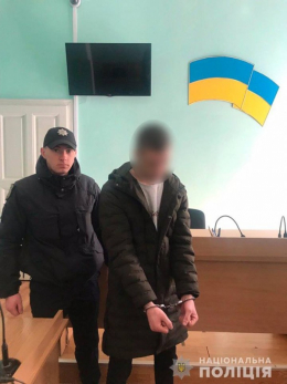 На Буковині заарештували хулігана, який підстрелив двох людей (фото)