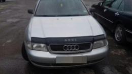 У Чернівцях жінка виявила автівку з номерним знаком, як у неї