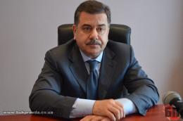 Голова облради Іван Мунтян нагородив очільника поліції Буковини відзнакою «За заслуги перед Буковиною»