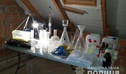 На Буковині поліція викрила дві нарколабораторії