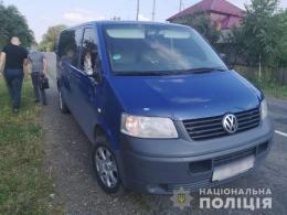 """На Буковині """"Volkswagen"""" збив пішохода"""
