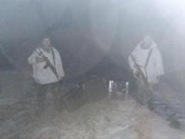 На Буковині з пострілами затримували контрабандистів