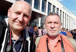 Журналістів з Чернівців, які знімали повернення Саакашвілі в Україну, викликали на допит
