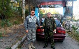 Ще один автомобіль з Буковини доправили в зону АТО