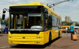 У Чернівцях нові тролейбуси курсуватимуть з Гравітону до готелю Турист