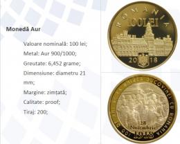 «Свобода» на Буковині обурилась через Нацбанк Румунії, який викарбував зображення ЧНУ на своїх монетах