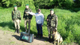 Прикордонники Буковини за порушення державного кордону затримали жителя Нижніх Петрівців
