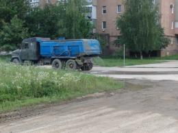 У Новодністровську через масовий вивіз грунту заборонили рух вантажівок