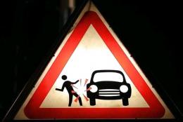 У Черівцях на проспекті Незалежності водій збив людину та втік з місця події