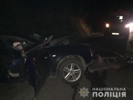 """На Буковині водійці на """"Audi"""", яка спричинила ДТП, відірвало руку"""
