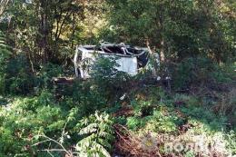 У ДТП на Прикарпатті загинув водій із Чернівців