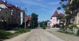 Вулиця Суворова у Чернівцях
