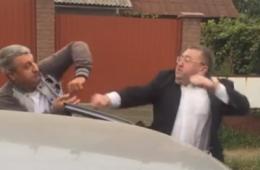Чиновник ОДА заперечив свою вину в конфлікті з таксистом