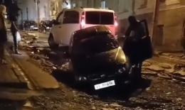 Вулицю Богуна у центрі Чернівців, де застрягло авто, відремонтують наступного року