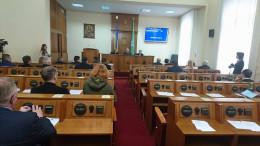 Чернівецька облрада підтримала звернення про припинення відносин з ОРДЛО