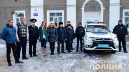 У селі Білоусівка на Буковині відкрили поліцейську станцію
