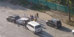 У Чернівцях у ДТП з трьома авто постраждали двоє людей (фото)