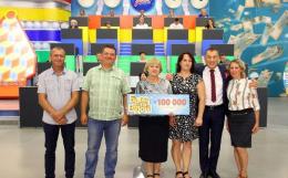 Буковинка виграла 100 тисяч гривень у лотереї
