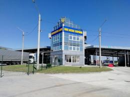 На «Порубному» запрацював новий вантажний термінал (фото)