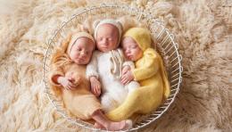 У Чернівцях вперше за 15 років народилася трійня