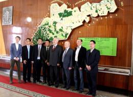 До Чернівців завітали представники китайської компанії «Huawei»