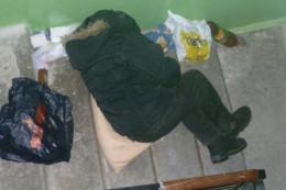 У Чернівцях затримали безхатченка, причетного до пожежі в будинку