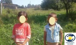 На Буковині мати на тиждень покинула вдома чотирьох маленьких дітей