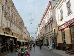 У Чернівцях встановили нові вимоги до літніх майданчиків у центрі міста