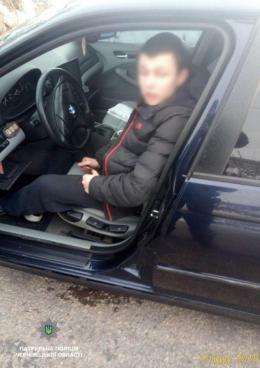 У Чернівцях BMW зіткнулося з Mitsubishi